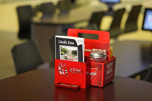 Big Red Keno paybook